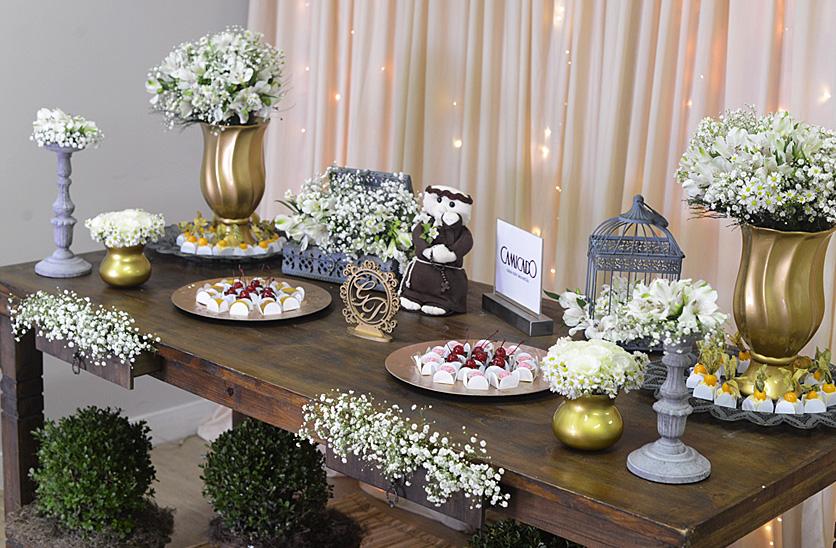 1 mesa noiva